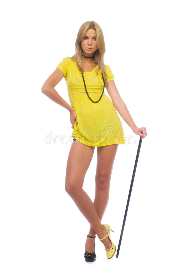 Free Blonde Model Stock Images - 9841814