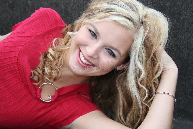 Blonde  Sexy  Fotos de Stock