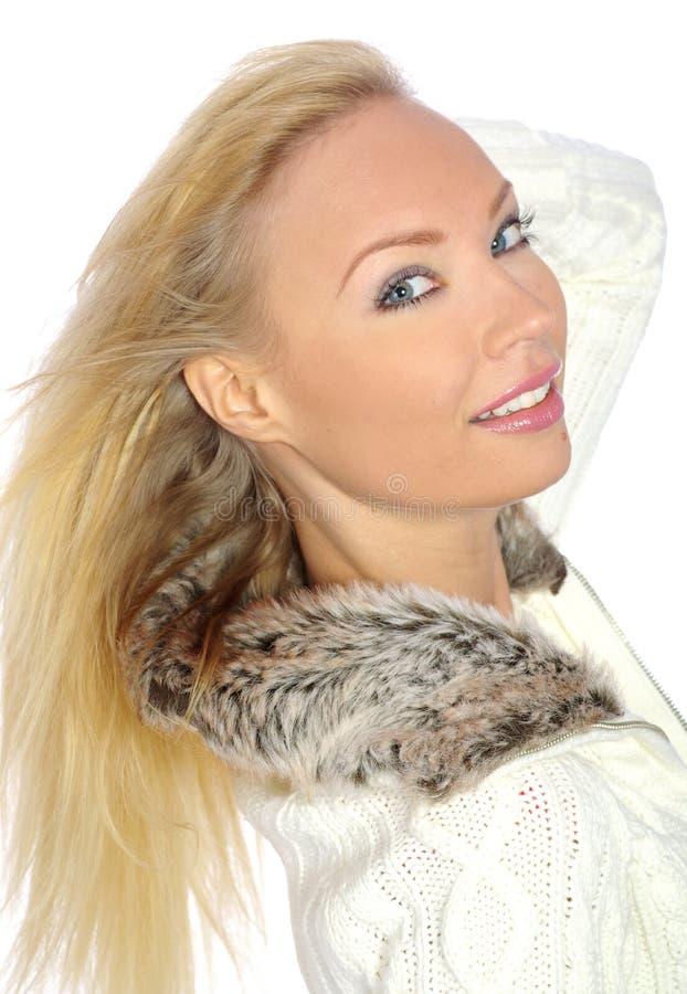 Blonde sexy fotografia stock