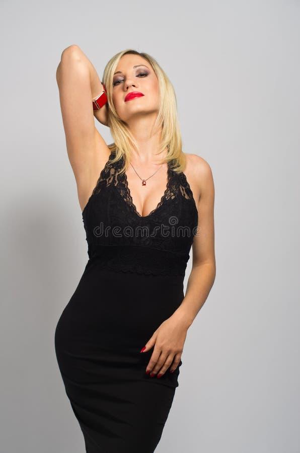Blonde splendido immagini stock libere da diritti