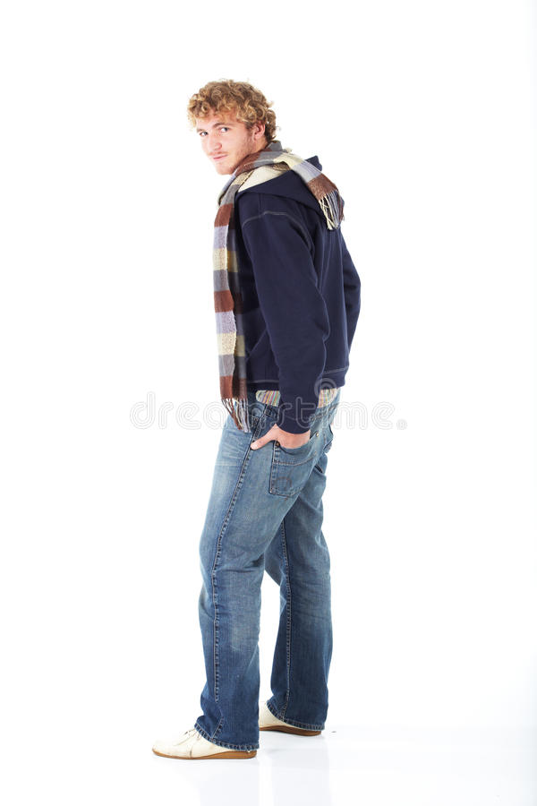Free Blonde Young Man Stock Photography - 13329492