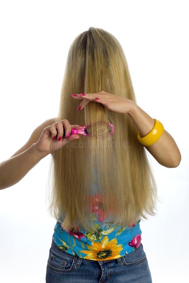 Blonde1 imagens de stock