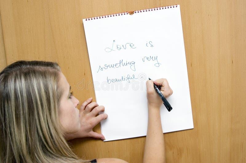 blondie γυναίκα στοκ εικόνα με δικαίωμα ελεύθερης χρήσης
