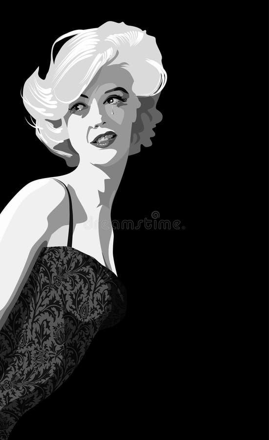 blondie бесплатная иллюстрация