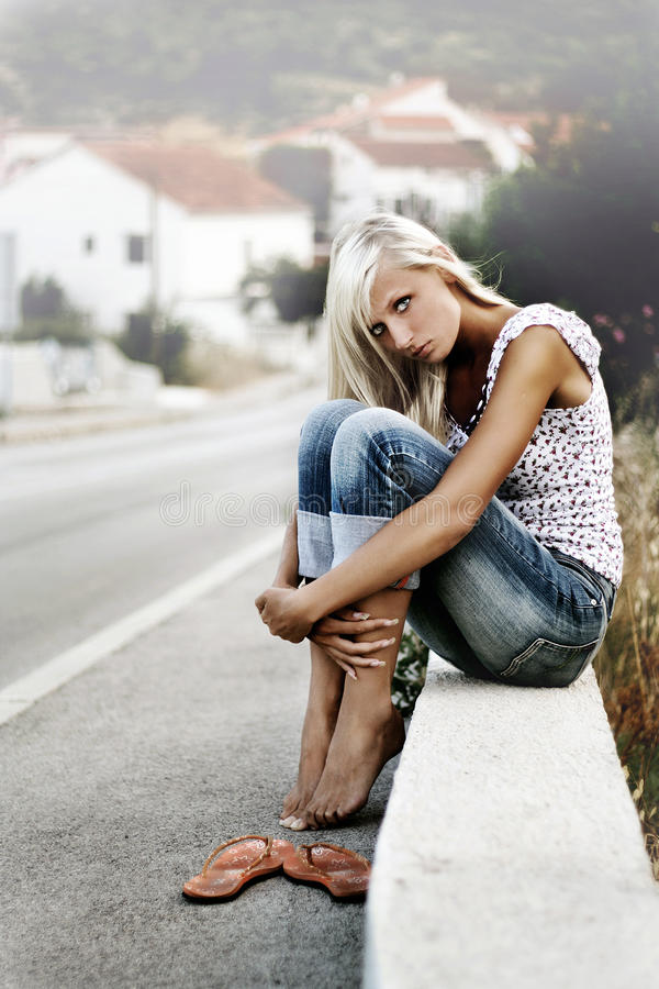 blondynki obsiadanie