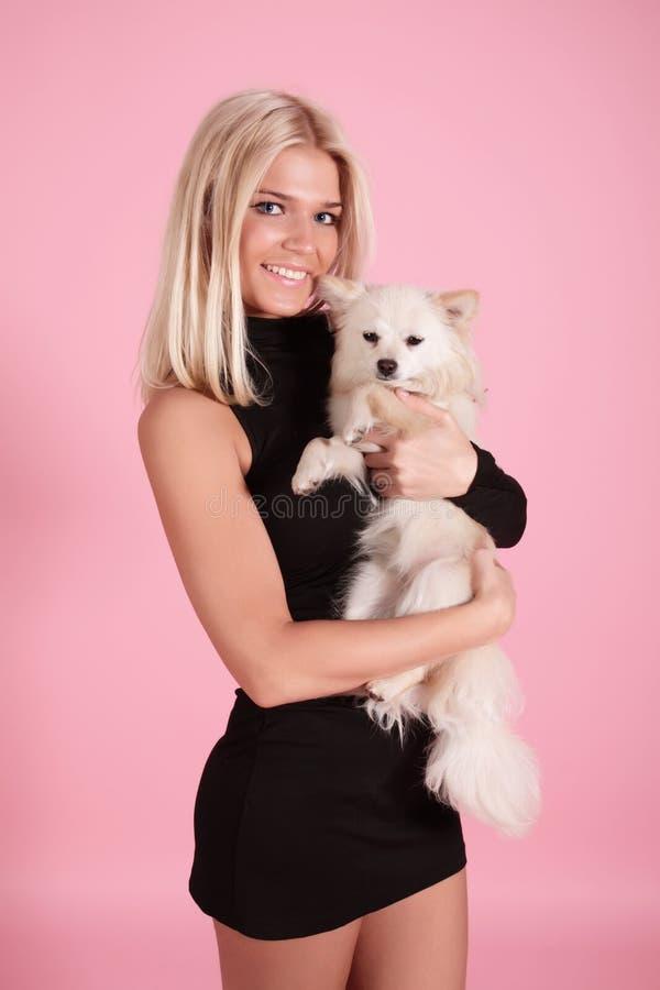 blondynki psina obrazy royalty free