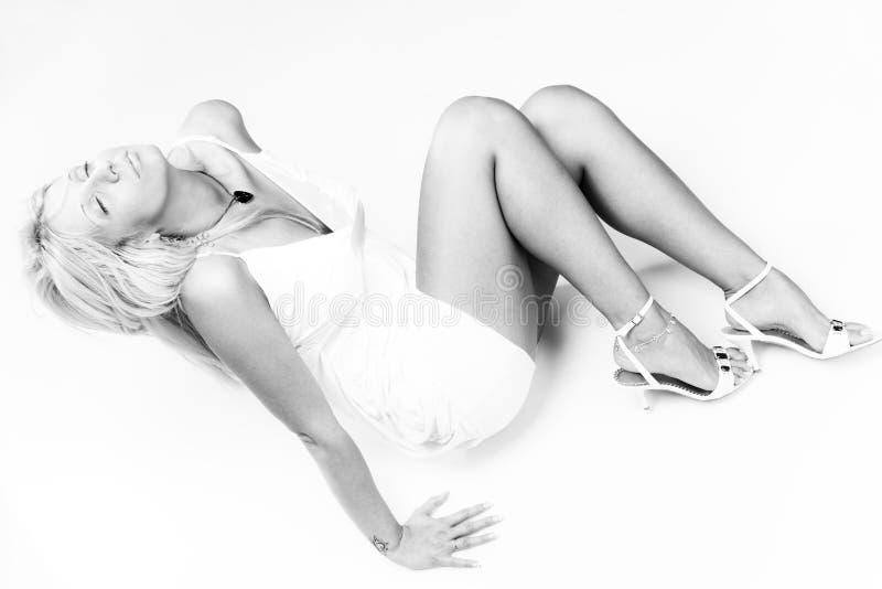 blondyny obraz stock