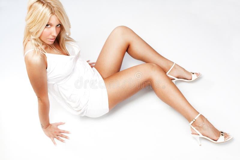 blondyny obrazy royalty free