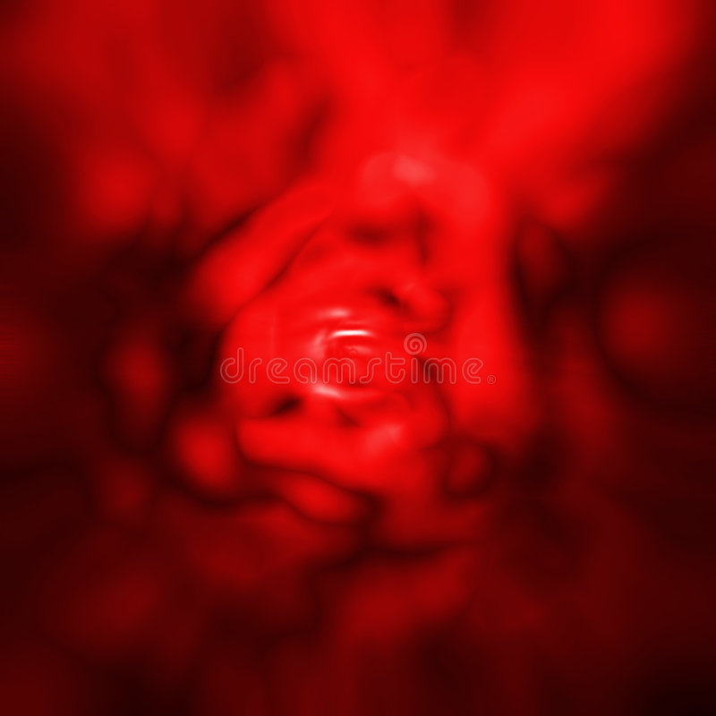 Blood. Abstracted red background stock images