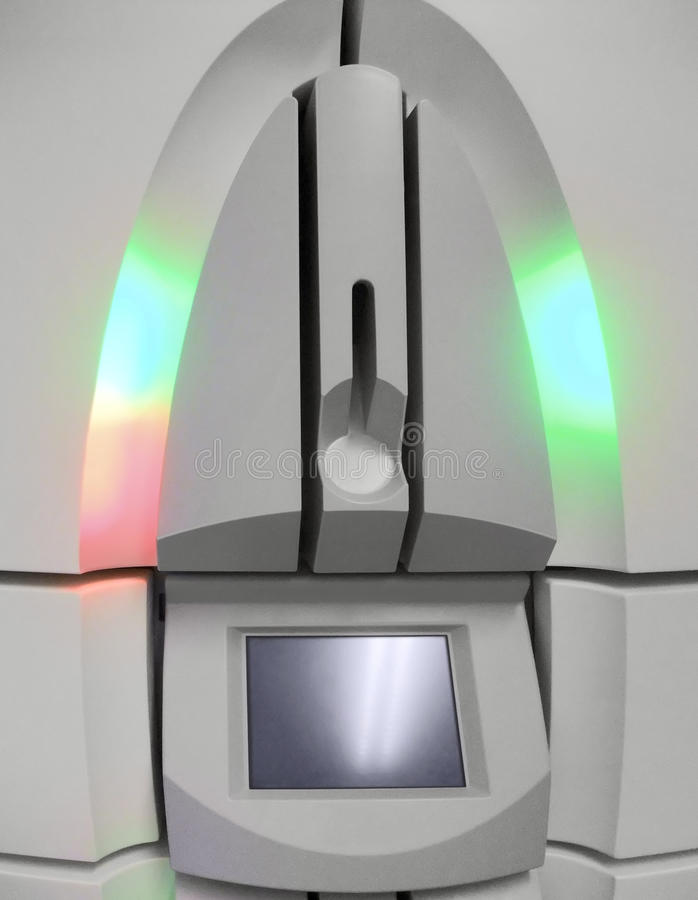 Download Blood culture system stock photo. Image of technology - 28168934