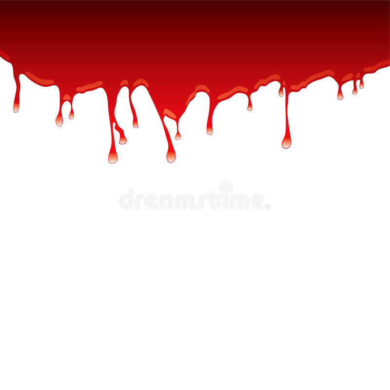 Free Blood Dribble Top Stock Photo - 11635900
