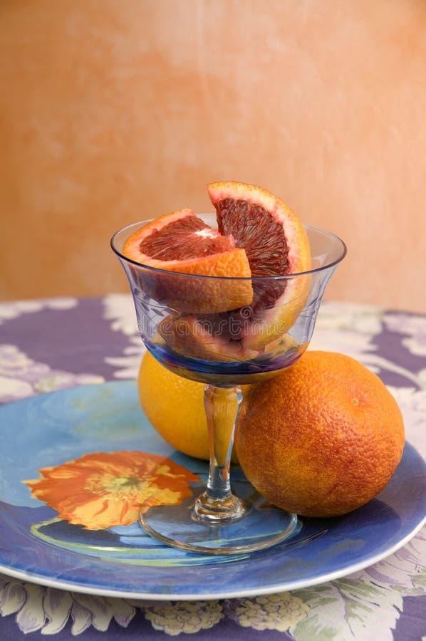 Blood Orange stock image