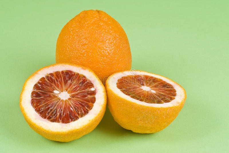 Download Blood Oranges stock photo. Image of blood, section, shot - 13095278