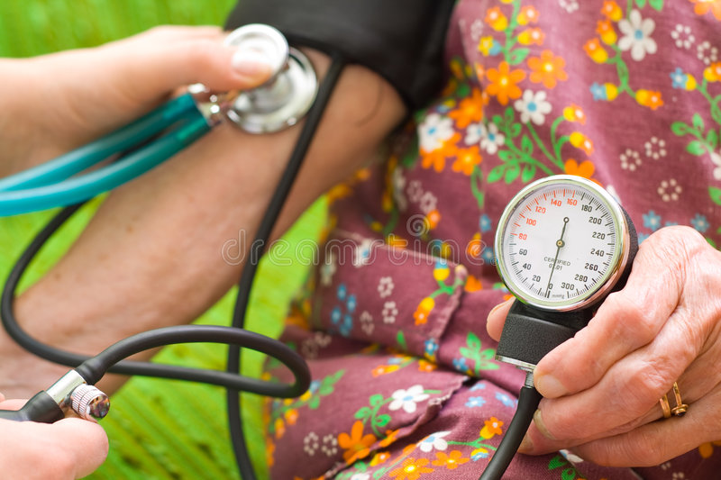 Download Blood pressure stock image. Image of hand, concept, condition - 7086373
