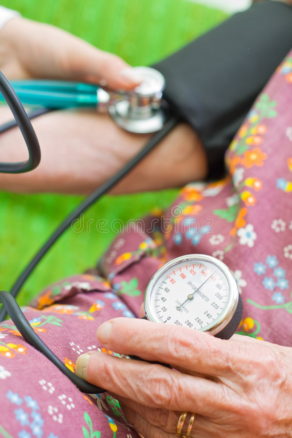 Download Blood pressure stock photo. Image of checking, health - 7086378