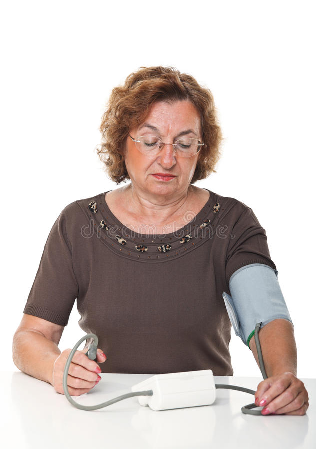 Download Blood Pressure Check Royalty Free Stock Image - Image: 20654086