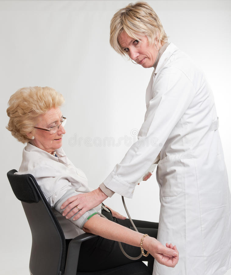 Download Blood pressure control stock image. Image of hospital - 19451619
