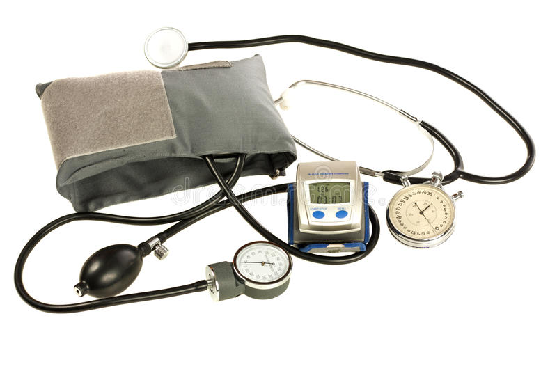 Download Blood pressure cuff stock image. Image of cardiovascular - 22681523