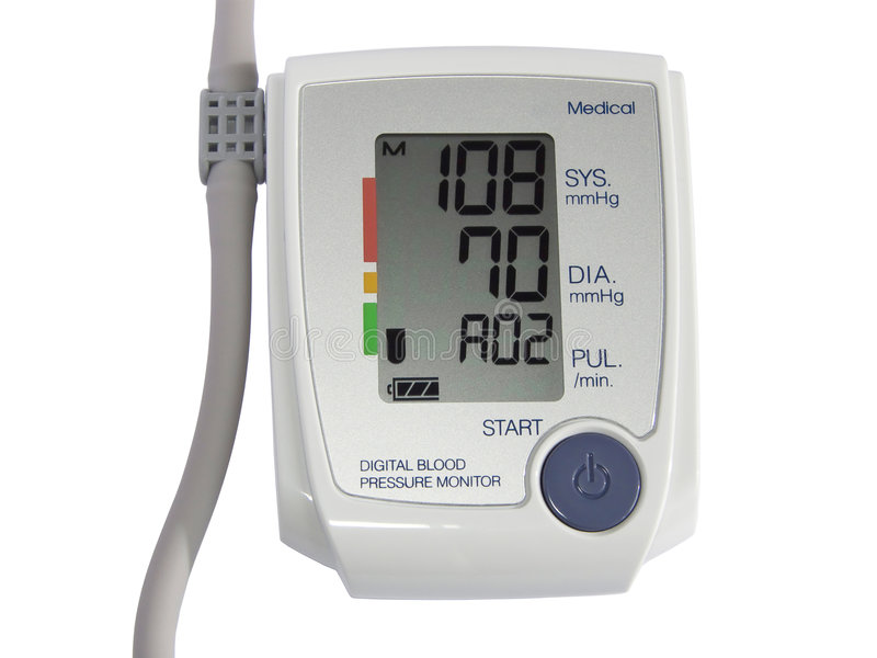 Download Blood Pressure Equipment Royalty Free Stock Image - Image: 8837896