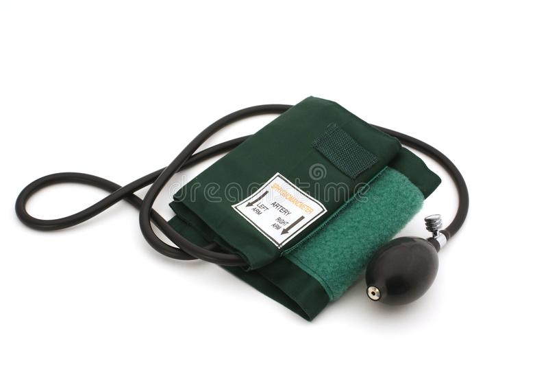 Download Blood pressure gauge stock photo. Image of medicine, object - 13940178