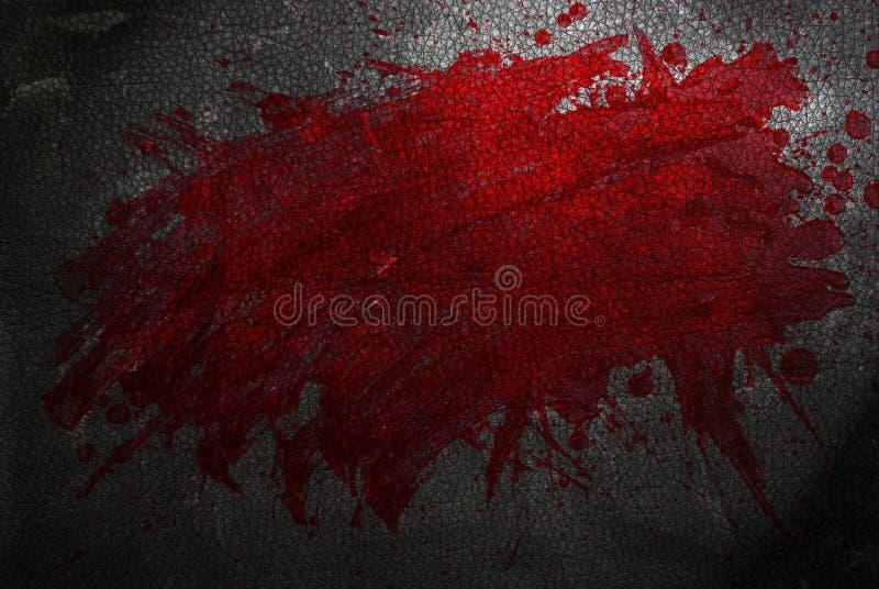 Blood splat royalty free stock image