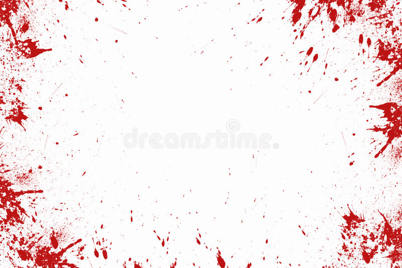 blood ppt templates free download - blood splatter halloween background stock image image