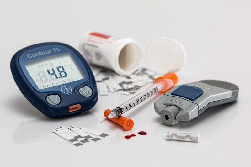 Blood Testing Medical Devices Free Public Domain Cc0 Image