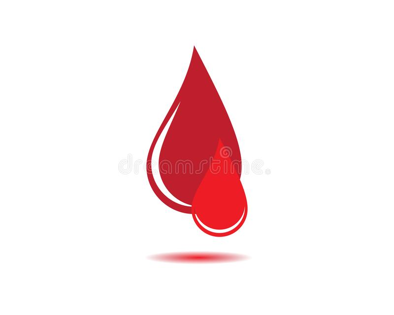 Blood vector icon illustration design. Blood logo template vector icon illustration design, aid, alternative, background, beat, care, clinic, concept, curves royalty free illustration
