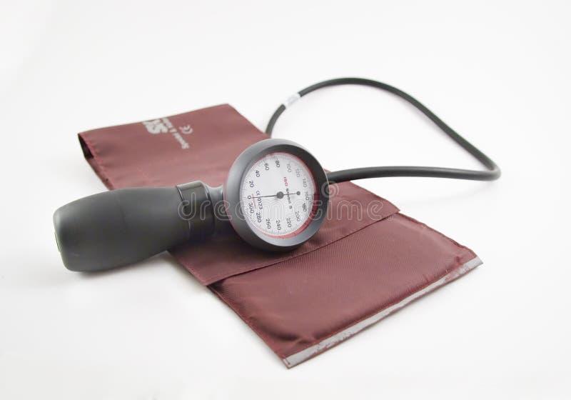 BloodPressureMeter image stock