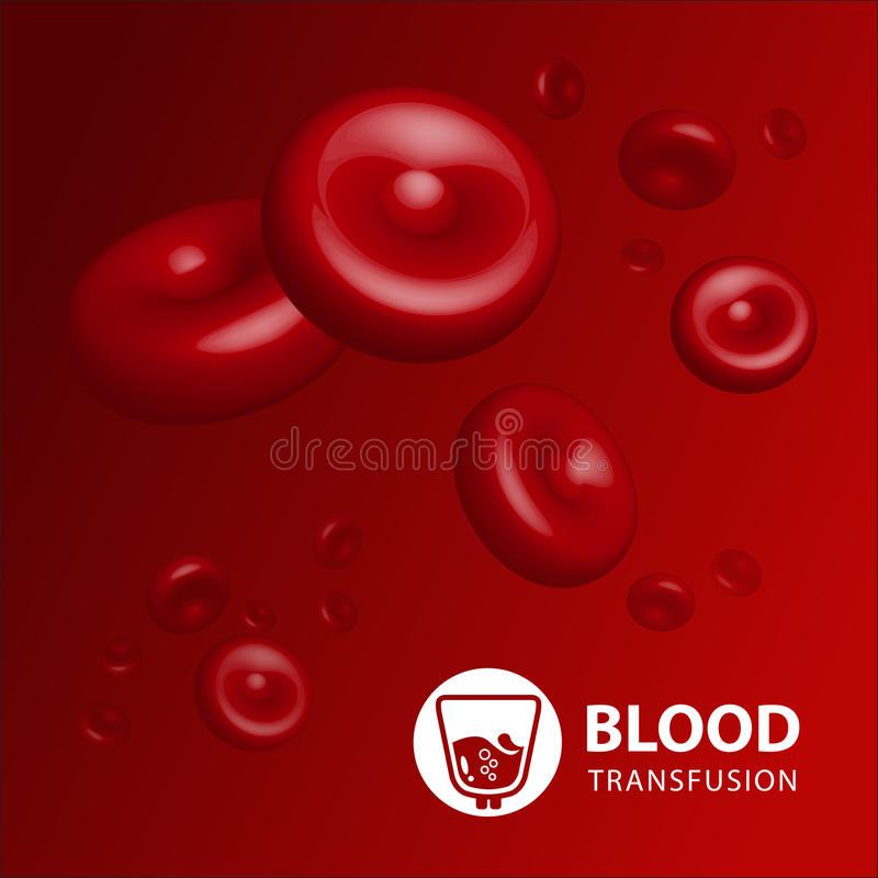 BloodTransfusion illustration libre de droits