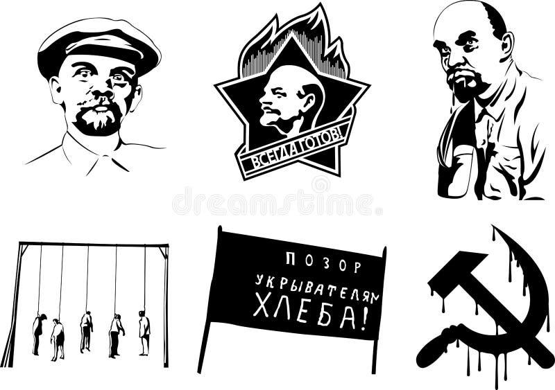 Bloody Bolshevism Stock Vector Illustration Of Bloody 59029269