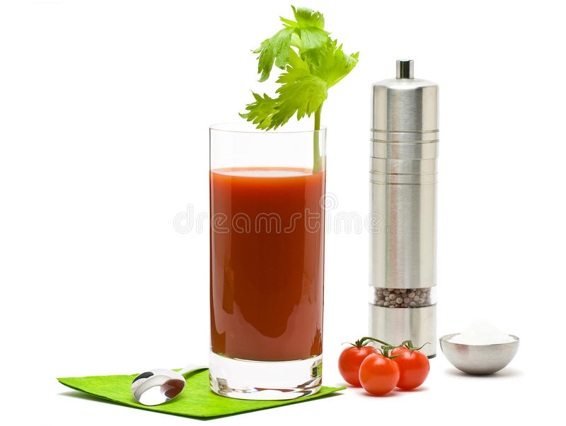 Download Bloody mary stock photo. Image of salt, green, drink - 19555626