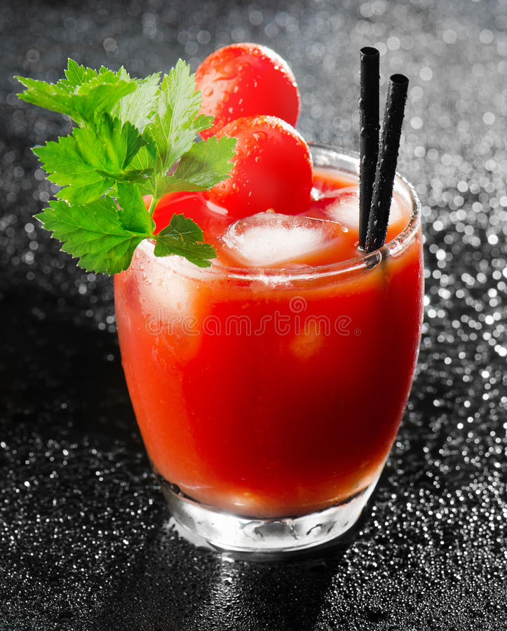 Bloody Mary lizenzfreie stockbilder