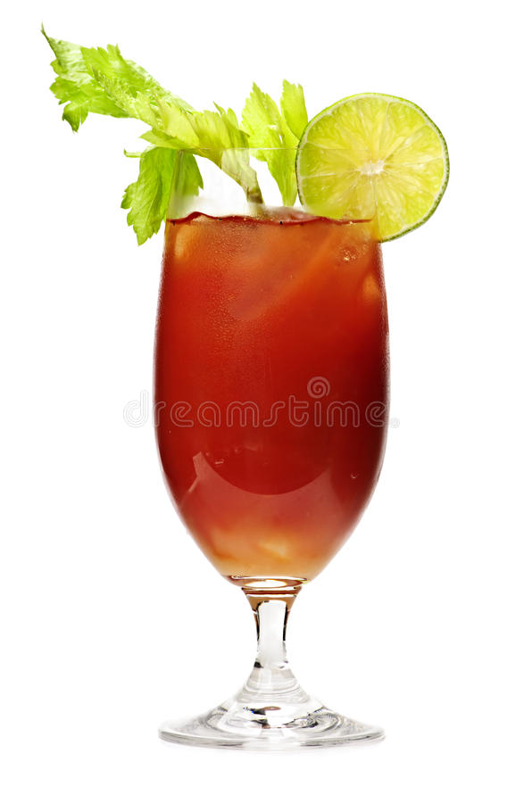 Free Bloody Mary Drink Royalty Free Stock Images - 11566139