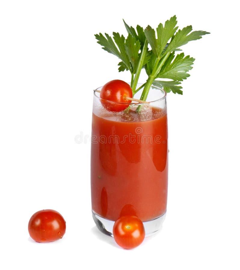 Bloody Mary getrennt stockfotos