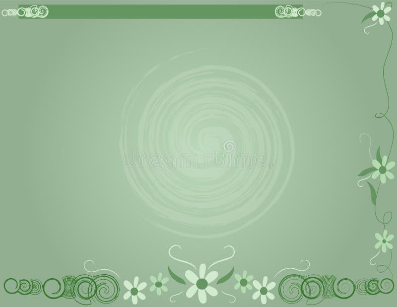 bloom tło ilustracja wektor