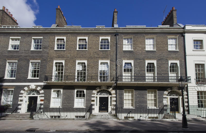 Bloomsbury, Londra immagine stock libera da diritti