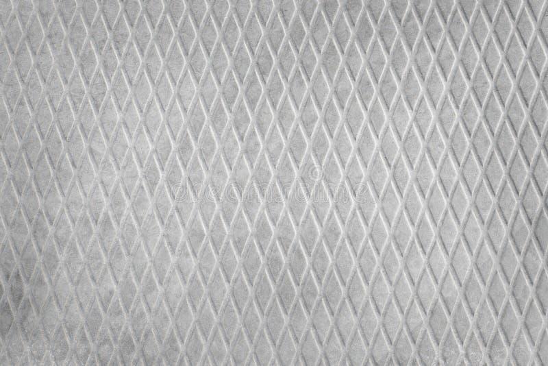 Bloque de cemento áspero con textura y fondo del modelo del diamante imagenes de archivo