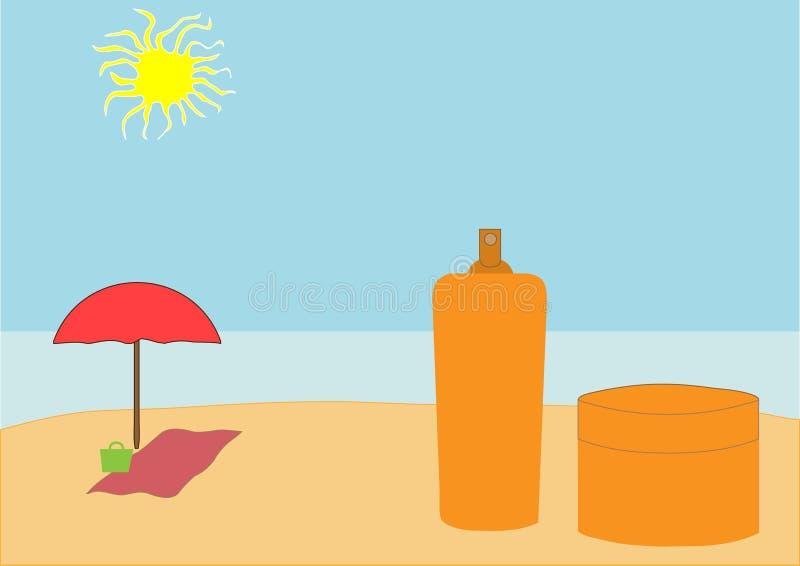 Bloque de Sun libre illustration