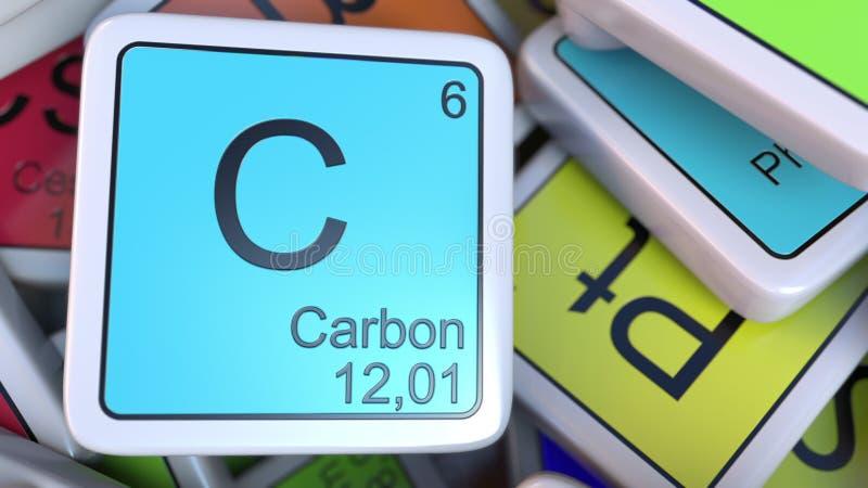 Bloque del carbono en la pila de tabla peridica de los bloques de download bloque del carbono en la pila de tabla peridica de los bloques de los elementos urtaz Image collections