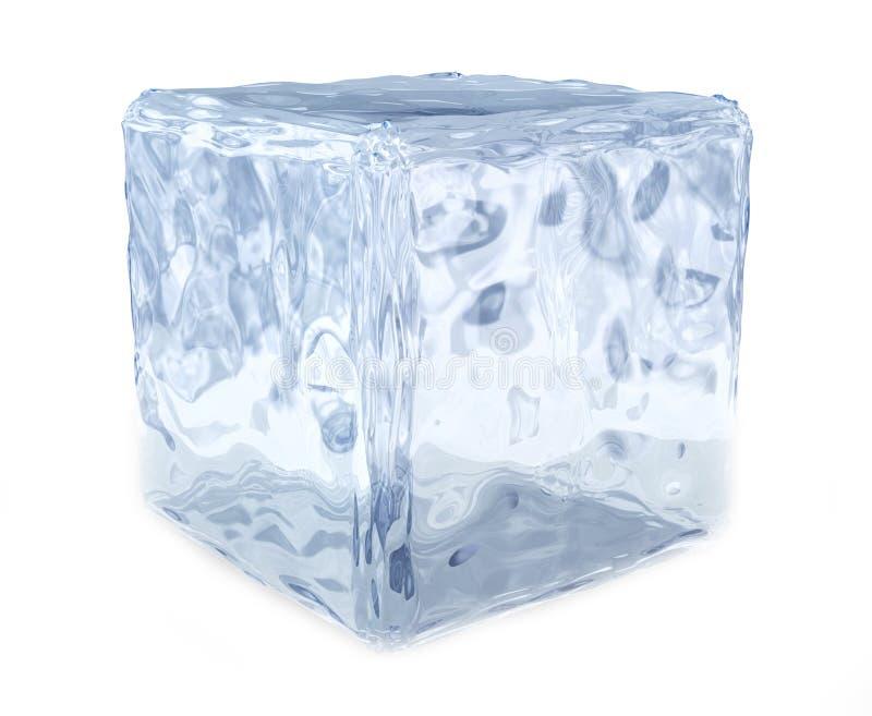 Bloque del hielo stock de ilustración