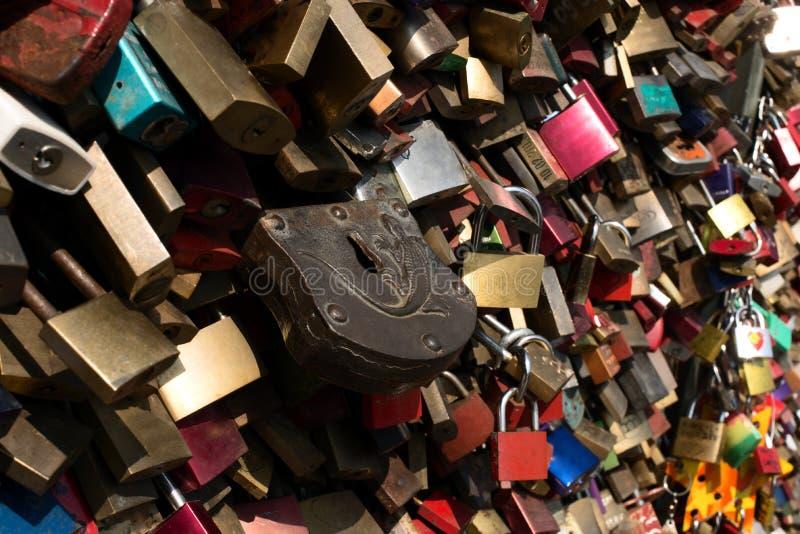 bloqueo imágenes de archivo libres de regalías