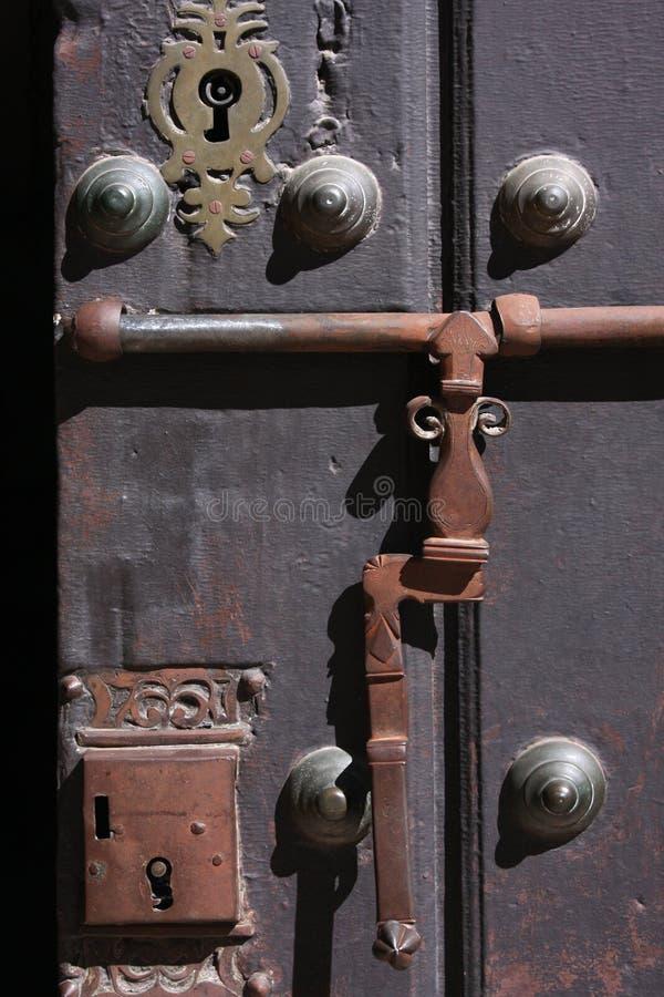 Bloqueos antiguos en Potosi foto de archivo