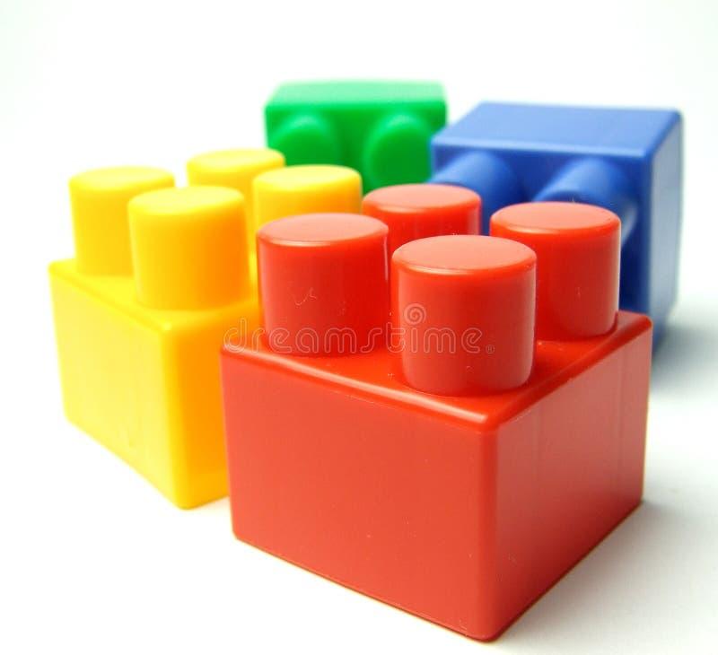 Bloques del color fotos de archivo libres de regalías