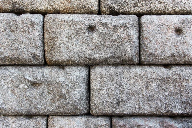 Bloques grandes de la piedra imágenes de archivo libres de regalías