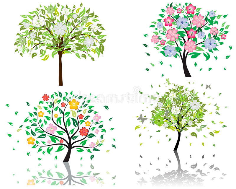 Download Blossom Tree Royalty Free Stock Image - Image: 10469046