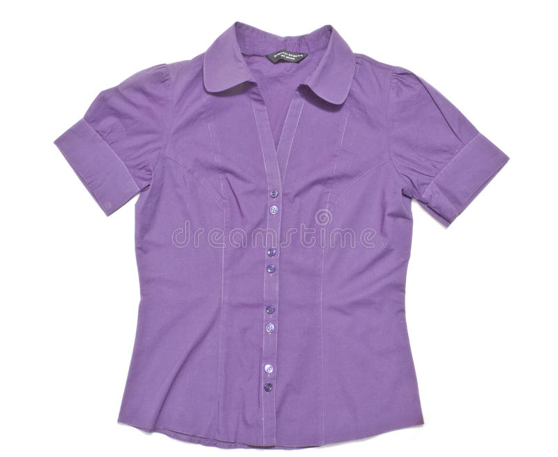 Blouse stock image