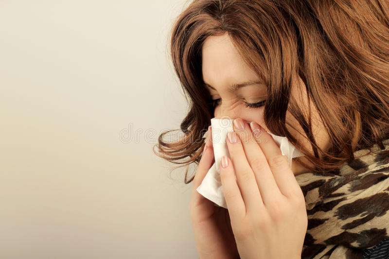 Download Blowing nose stock photo. Image of cute, face, portrait - 23010628