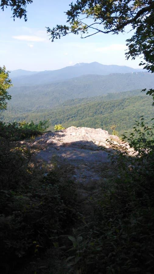 Blowing rock stock photos