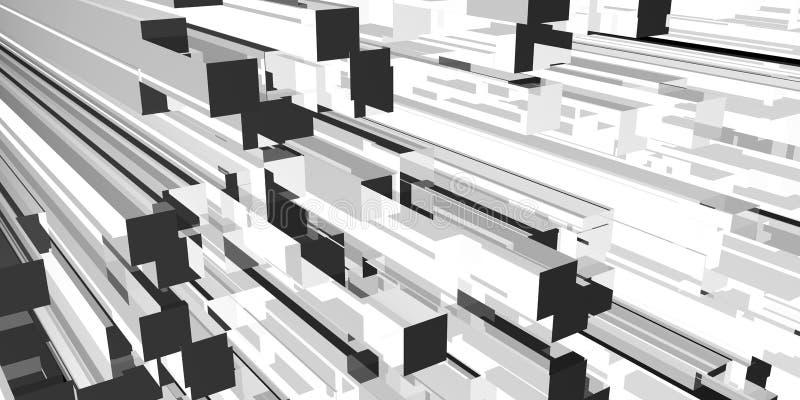 blox vektor illustrationer